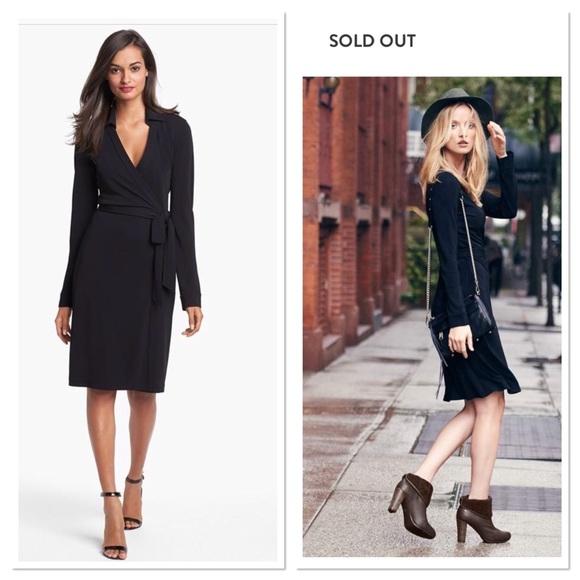 6e62526a706 Diane Von Furstenberg Dresses   Skirts - Diane Von Furstenberg New Jeanne  Two wrap dress
